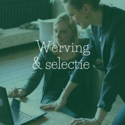 Werving en selectie
